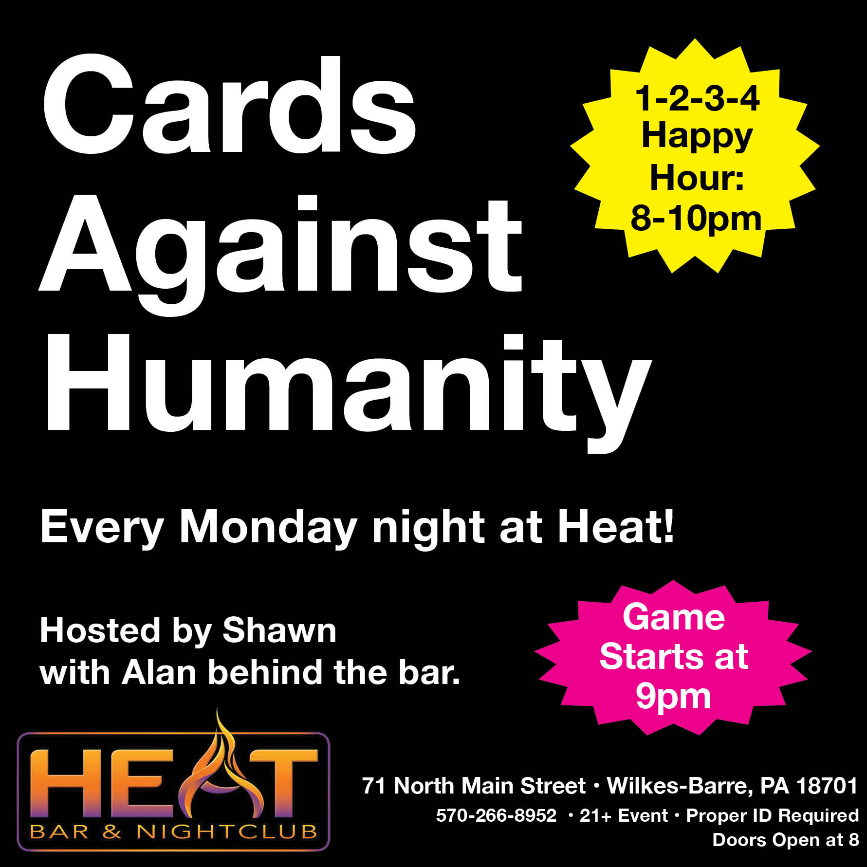 Heat_Cards_Against_Humanity_Mondays
